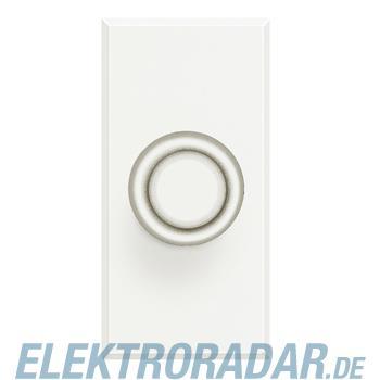 Legrand HZ4001W Ausschalter 1-polig 16A 250V AC (SL) Style 1-modul