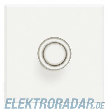 Legrand HZ4005M2W Taster 1-polig Schließer 10A 250V AC (SL) Style 2-