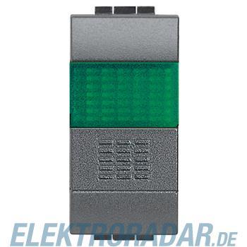 Legrand L4038V TASTER 1P SCHLIESSER GRUEN-SIG