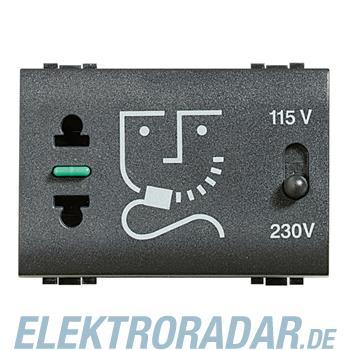 Legrand L4177 STECKD.F.RASIERAPP.
