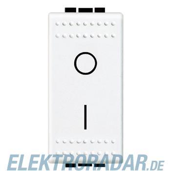 Legrand N4002 2-POL.SCHALTER 1 MOD