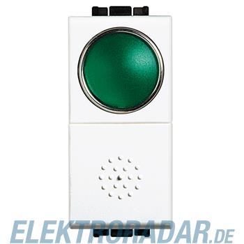 Legrand N4038V TASTER GRUEN 1P SCHLIESSER 10A