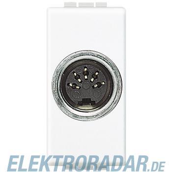 Legrand N4292 DIODENBUCHSE 5 POL.