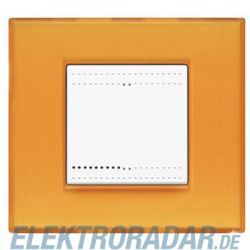 Legrand N4802AJ RAHMEN 2MOD.JELLYORA