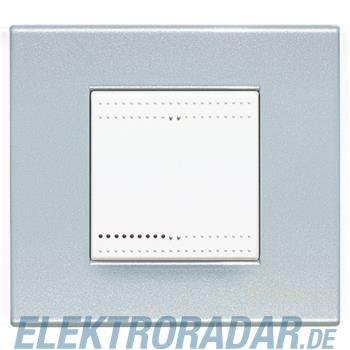 Legrand N4802AN RAHMEN 2MOD.PERLBLAU