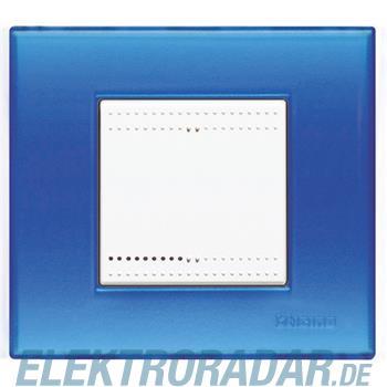 Legrand N4802BJ RAHMEN 2MOD.JELLYBLA