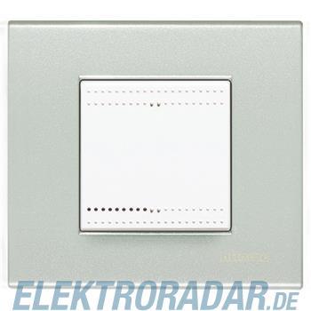 Legrand N4802GN RAHMEN 2MOD.PERLGRAU
