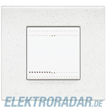 Legrand N4802IB RAHMEN 2MOD.INTGR.WS