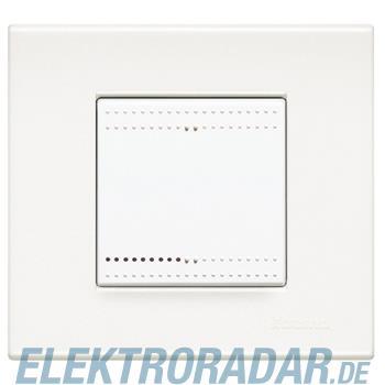 Legrand N4802OB RAHMEN 2MOD.OPALWEIS