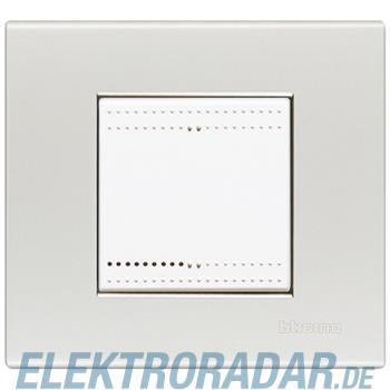 Legrand N4802SA RAHMEN 2M.SILBER