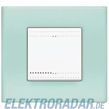 Legrand N4802VP RAHMEN 2MOD.OPALGRUEN