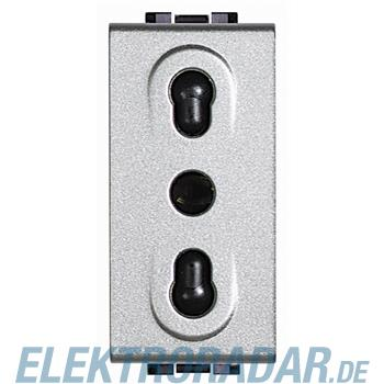 Legrand NT4180 TECH STECKDOSE 2P ITAL.NORM 1M