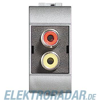 Legrand NT4269R TECH CHINCH-BUCHSE 2F.ROT GELB