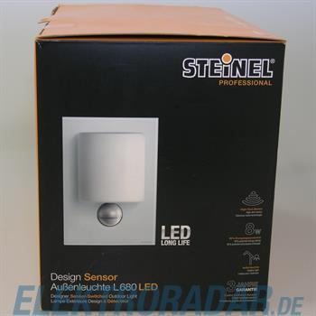 Steinel Sensor-Leuchte L 680 Glas ws