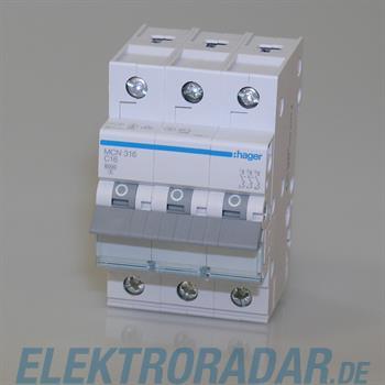 Hager Leitungsschutzschalter MCN316 MCN316