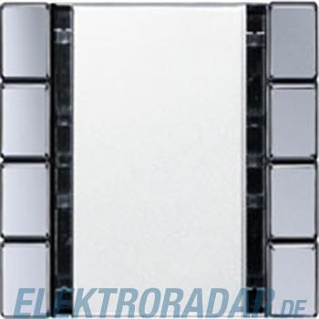 Jung Funk-Wandsender flach alu A 44 F AL