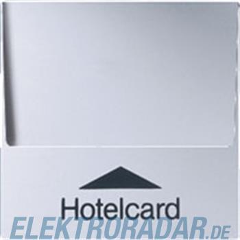 Jung Hotelcard-Schalter alu A 590 CARD AL
