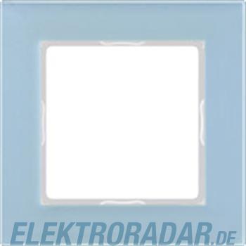 Jung Glasrahmen 1-fach bl/gr AC 581 GL BLGR