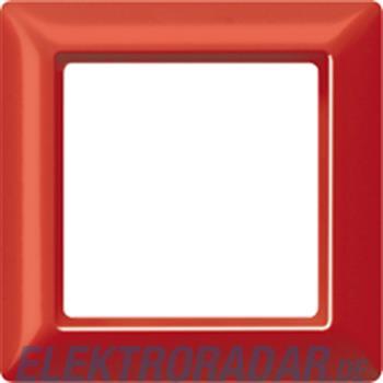 Jung Rahmen 1-fach rt AS 581 GL RT
