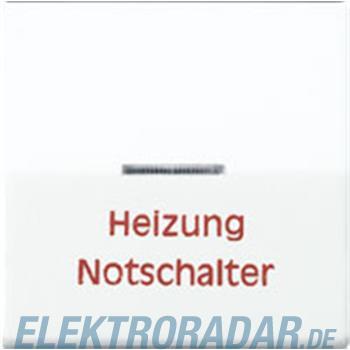 Jung Wippe Aufs.Heizung/Notsch. AS 591 H WW