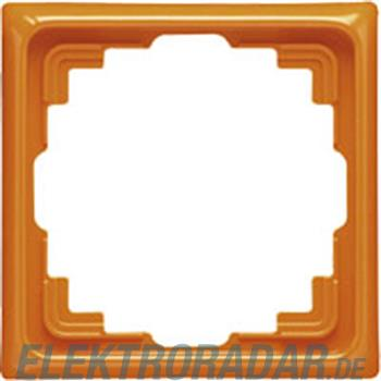 Jung Rahmen 1-fach orange CD 581 K O