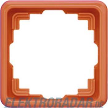 Jung Rahmen 1-fach orange CD 581 O