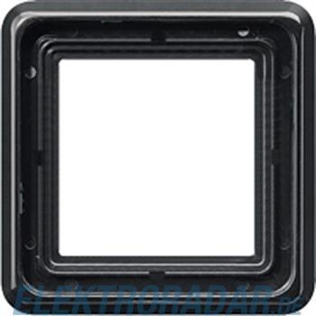 Jung Rahmen 1-fach sw CD 581 SW