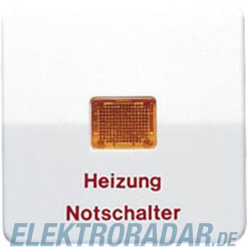Jung Wippe Aufs.Heizung/Notsch. CD 590 BFH WW