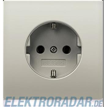 Jung SCHUKO-Steckdose eds ES 2520-O LEDW