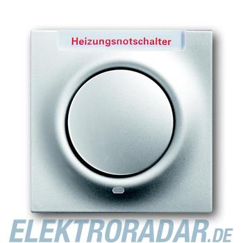 Busch-Jaeger Zentralscheibe alu/si 1789 H-783-101