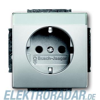 Busch-Jaeger Steckdose,Beschriftungsfel 20 EUN-866