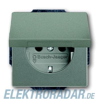 Busch-Jaeger SCHUKO(R) Steckdosen-Eins. 20 EUK-803