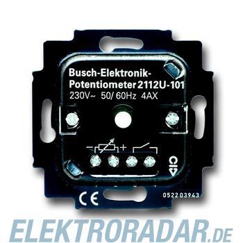 Busch-Jaeger Potentiometer-Einsatz 2112 U-101