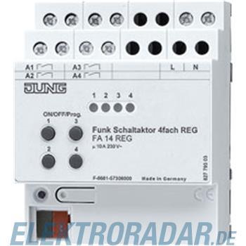 Jung Funk-Aktor REG Schalter FA 14 REG