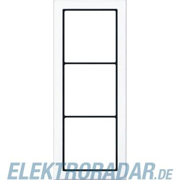 Jung Rahmen 3-fach aws FD 983 WW