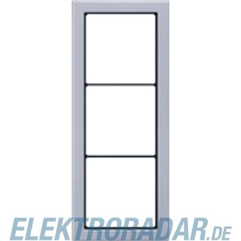 Jung Rahmen 3-fach alu FD AL 2983