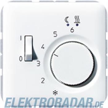Jung Fußboden-Heiz.-Regler aws FTR CD 231 WW