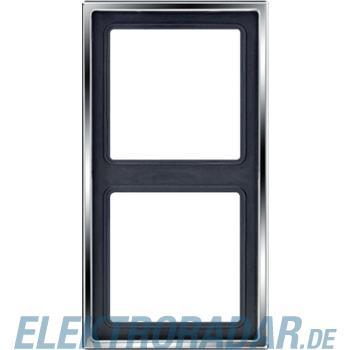 Jung Rahmen 2-fach gl.chr GCR 2982