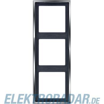 Jung Rahmen 3-fach gl.chr GCR 2983