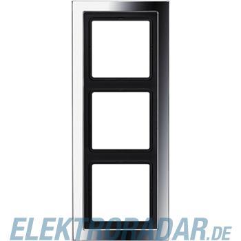 Jung Rahmen 3-fach gl.chr GCRD 2983