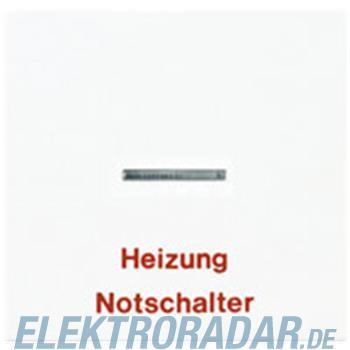 Jung Wippe Aufs.Heizung/Notsch. LS 990 H WW