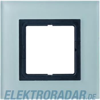 Jung Rahmen 1-fach mt ws LSP 981 GLAS