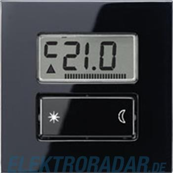 Jung Uhren-Thermostat-Display LS UT 238 D SW