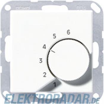 Jung Raumtemperaturregler aws TR A 236 WW