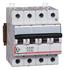 Legrand 6822 Leitungsschutzschalter B 25A 3-polig+N 10kA