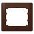 Legrand 771995 Rahmen 1-fach Galea leder style