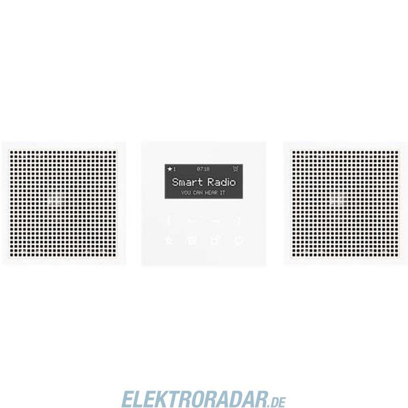 jung radio m displ set stereo rad ls 928 ww. Black Bedroom Furniture Sets. Home Design Ideas