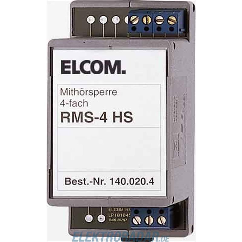 Elcom Mithörsperre RMS-10 HS 1400210