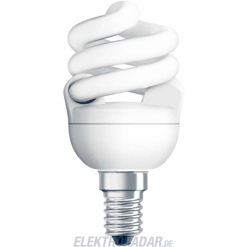 Osram Energiesparlampe DPRO MCTW 11/825 E14 DPRO MCTW 11W/825 22