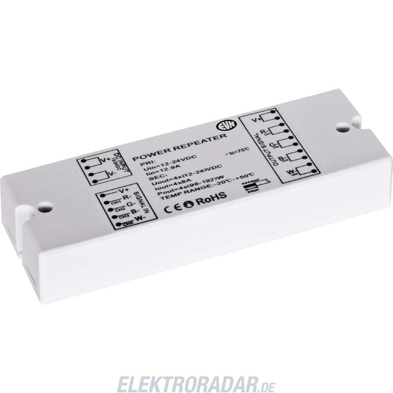 EVN Elektro Power-Repeater PR12/24-4x8A
